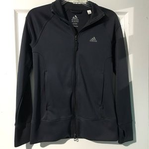 ADIDAS Women's fitted track jacket